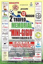 "Trofeo Memorial ""Mini-Gigio"""