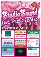 Studio Sound - Live Music Band